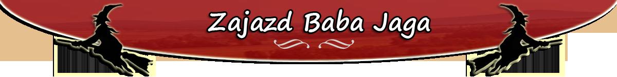 logo Zajazd Baba Jaga Święta Katarzyna