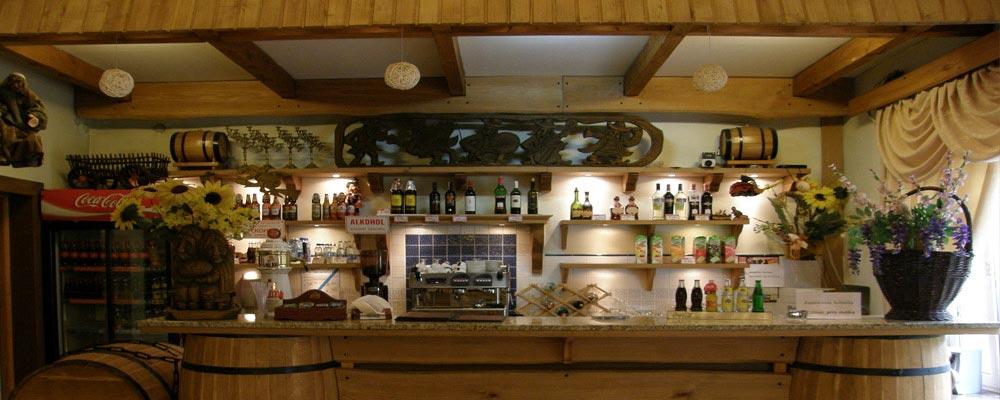 Zajazd Baba Jaga Bar Restarucaja